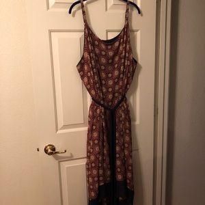Lane Bryant hi lo dress. Size 26/28